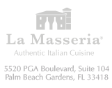 La Masseria ini Florida, Palm Beach Gardens