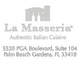 La Masseria ini Florida, Palm Beach Gardens